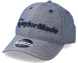 Traditiona Lite Heather Navy Adjustable - Taylor Made