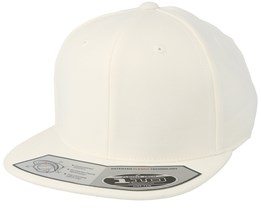 Lux White 110 Snapback - Yupoong