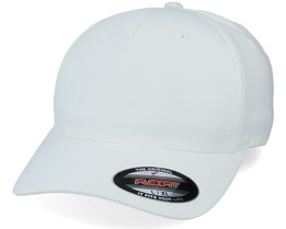 Five Panel White Flexfit - Flexfit