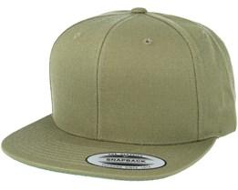 Green Snapback - Yupoong