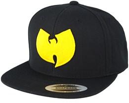 Wu-Tang Black/Gold Snapback - Mister Tee