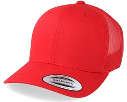 Red Trucker - Yupoong