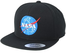 Nasa Black Flexfit - Mister Tee
