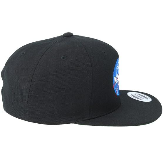 6fb2f2c4d8d67 Nasa Black Flexfit - Mister Tee caps - Hatstoreworld.com