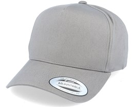 Curved A-Frame Grey Adjustable - Yupoong