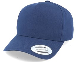 Curved A-Frame Navy Adjustable - Yupoong