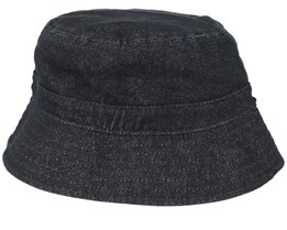 Black Denim Bucket - Yupoong