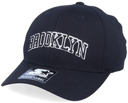 Brooklyn Cap Black Flexfit - Starter