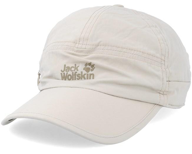 magasin en ligne 0ba1c 2eb54 Supplex Canyon Cap Light Sand Adjustable - Jack Wolfskin ...