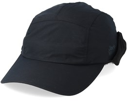 Texapore Winter Black 5-Panel - Jack Wolfskin