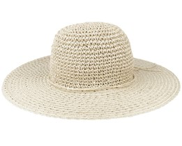 Paper Crochet Floppy Sand Sun Hat - Seeberger