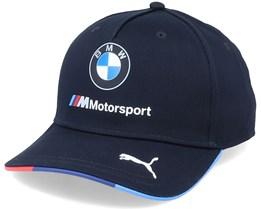 BMW M Motorsport Team Cap Black Adjustable - Formula One