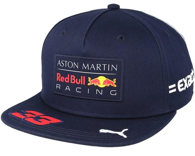 a2c97102d93 Kids Red Bull Racing Verstappen Navy Snapback - Red Bull - Start Kšiltovka  - Hatstore.cz