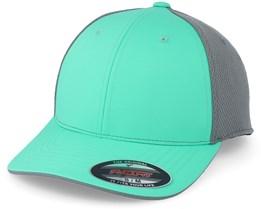Tourstretch Climacool Side Logo Teal/Grey Flexfit - Adidas