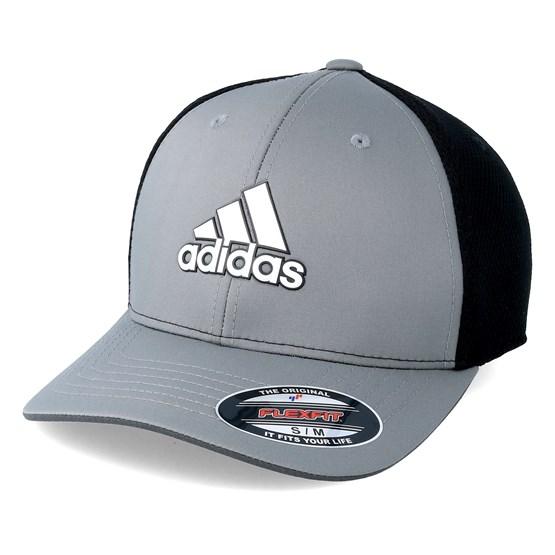 a4c5e8244d3 Tourstretch Climacool Grey Black Flexfit - Adidas caps - Hatstoreworld.com