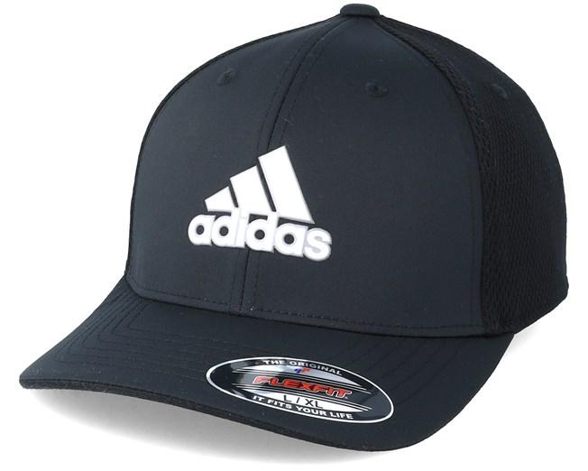 02f68396aa1 Tourstretch Climacool Black Flexfit - Adidas caps - Hatstoreaustralia.com