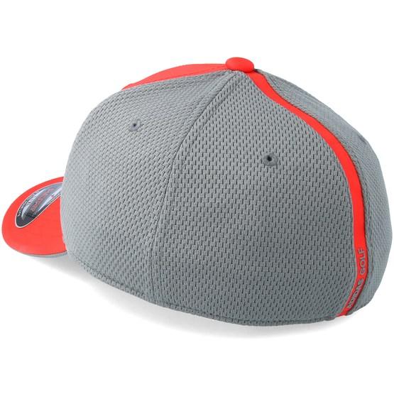 18edef6903f84 Tourstretch Climacool Red Grey Flexfit - Adidas caps - Hatstoreworld.com