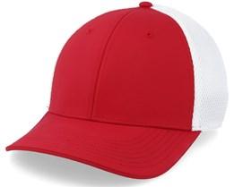 A-Stretch Bold Red/White Flexfit - Adidas
