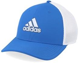 A-Stretch Blue/White Adjustable - Adidas
