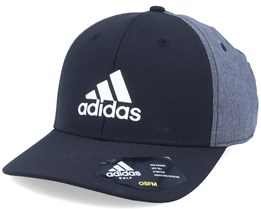 Badge of Sport Black/Heather Black Adjustable - Adidas