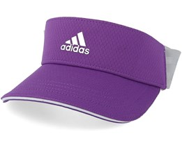 W 3 STP Purple Visor - Adidas