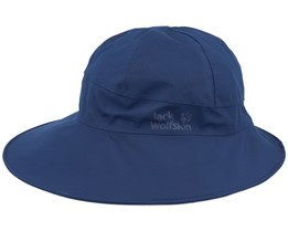 Women's Texapore Ecosphere Midnight Blue Bucket - Jack Wolfskin