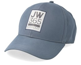 365 Baseball Pebble Grey Adjustable - Jack Wolfskin