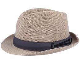 Travel Hat Nature Brown Trilby - Jack Wolfskin
