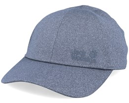 Solution Light Heather Grey Adjustable - Jack Wolfskin