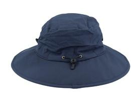 Supplex Mesh Hat Night Blue Bucket - Jack Wolfskin