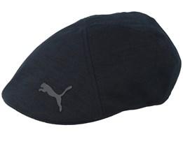 Driver Cap Black Flat Cap - Puma