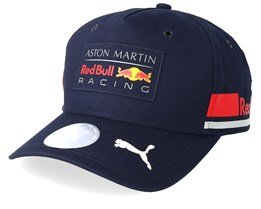Kids Red Bull Racing Team Gear BB Navy Adjustable - Formula One