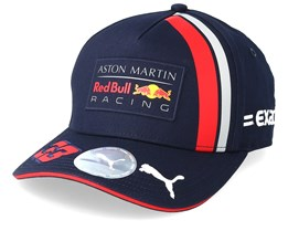 Kids Red Bull Racing M.VERSTAPPEN BB Navy Adjustable - Formula One