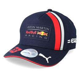 526c0815fe9 Kids Red Bull Racing Verstappen Navy Snapback - Red Bull caps ...