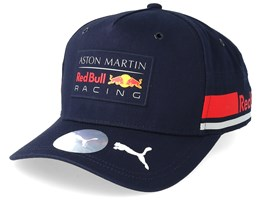 Red Bull Racing Team Gear BB Navy Adjustable - Formula One