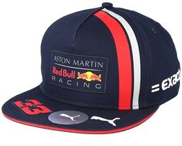 Red Bull Racing M.VERSTAPPEN FB Navy Snapback - Formula One
