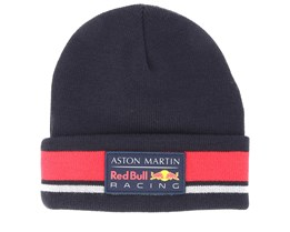 Red Bull Racing RP Beanie Navy Cuff - Formula One
