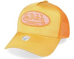 Satin Gold/Orange Trucker - Von Dutch