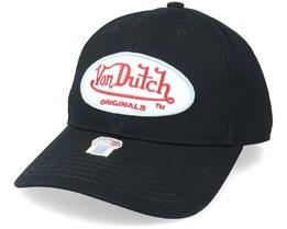 Baseball Cap Black Adjustable - Von Dutch