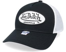 Cotton Black/White Trucker - Von Dutch