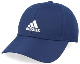 Kids Performance Branded Collegiate Navy Adjustable - Adidas