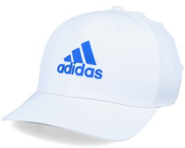 Golf Tour White/Glory Blue Flexfit - Adidas