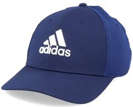 Golf Tour Navy Blue/White Flexfit - Adidas