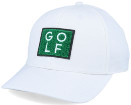 Golf Turf White/Green Adjustable - Adidas