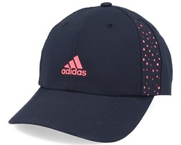 Women's Performance Black/Red Adjustable - Adidas