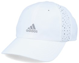 Women's Performance White/Solid Grey Adjustable - Adidas