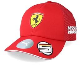 Scuderia Ferrari BB S.VETTEL Red Adjustable - Formula One