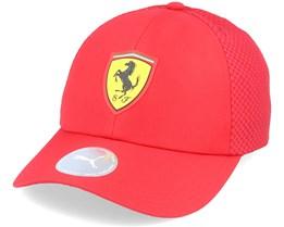 Ferrari Team Cap Red Adjustable - Formula One