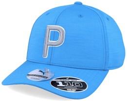P Ibiza Blue/Silver 110 Adjustable - Puma