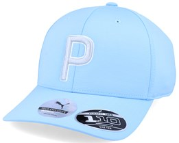 P Blue Bell/Silver 110 Adjustable - Puma